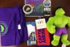Collectible Geek Collector's Cache Subscription Box Review – April 2015
