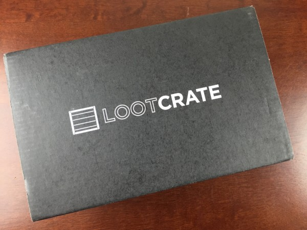 lootcrate box