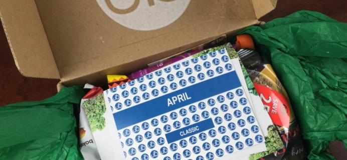 April 2015 Urthbox Subscription Box Review