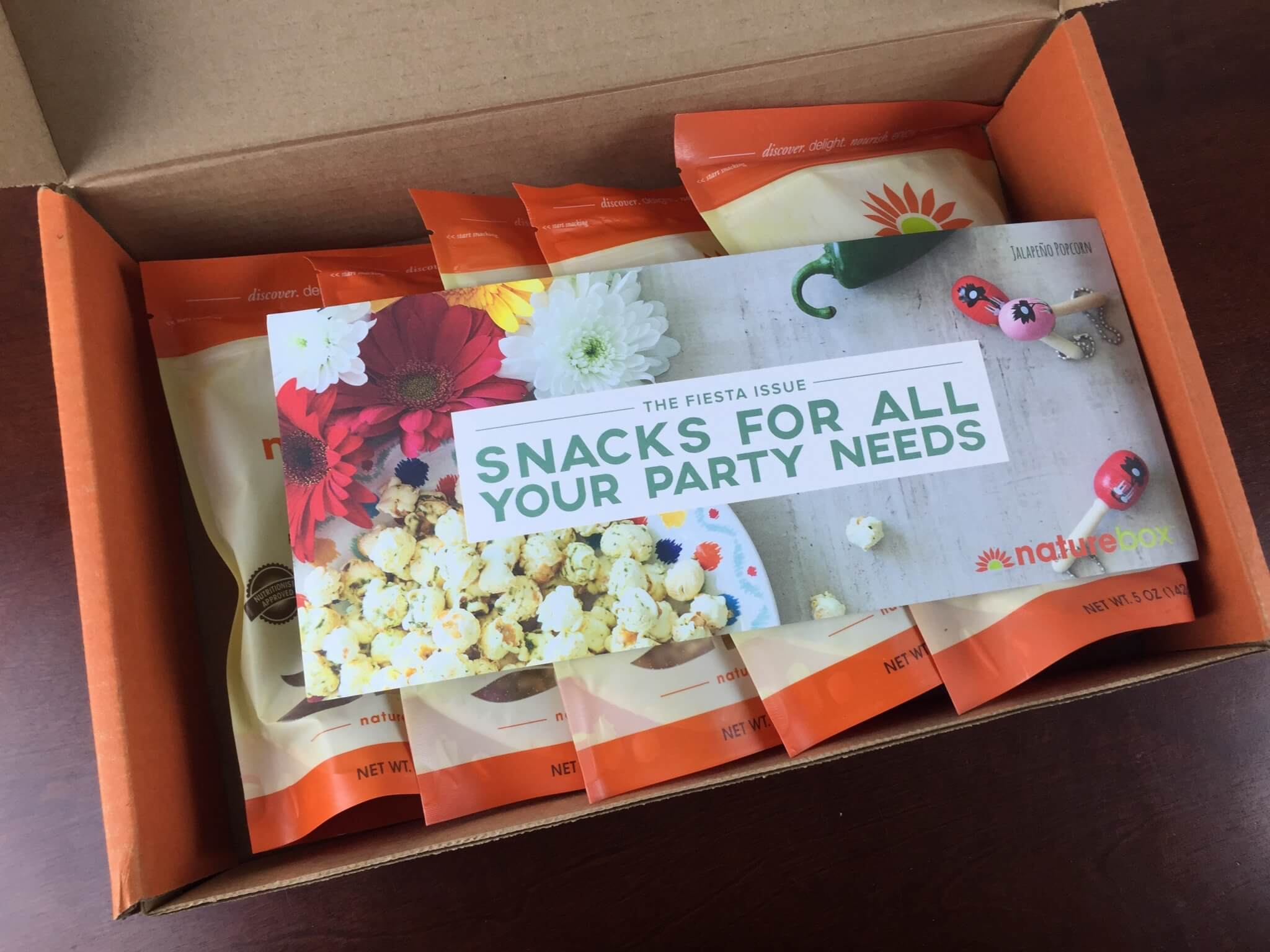 May 2015 NatureBox Review