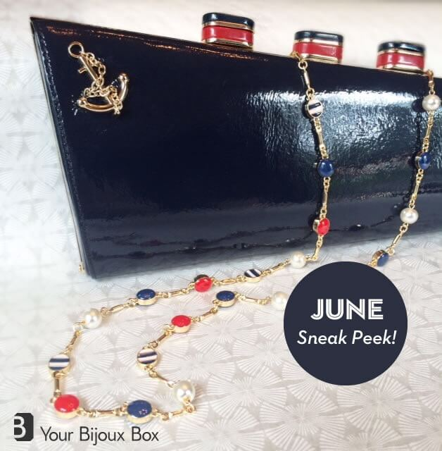 Your Bijoux Box 10% off June Box Coupon – Limited Quantities! + Spoilers