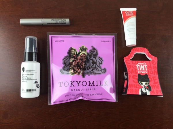 birchbox may 2015 review