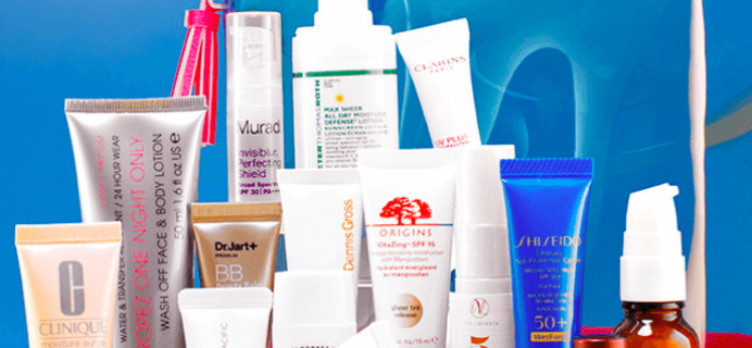 Sephora Sun Safety Kit 2015 Available Now! + Coupons