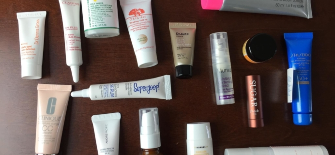 Sephora 2015 Sun Safety Kit Review + Giveaway!