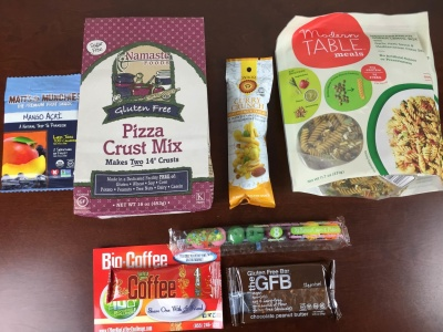 Taste Guru April 2015 Review – Gluten-Free Subscription Box