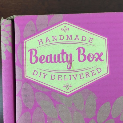 Handmade Beauty Box Review – May 2015 – DIY Bronzer