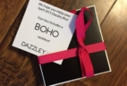 Dazzley Box Review – April 2015 Boho – Jewelry Subscription Box