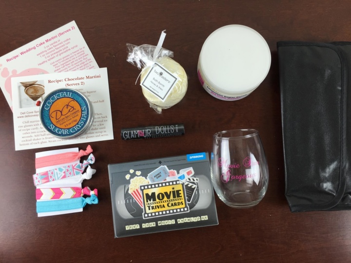 better half box may 2015 review