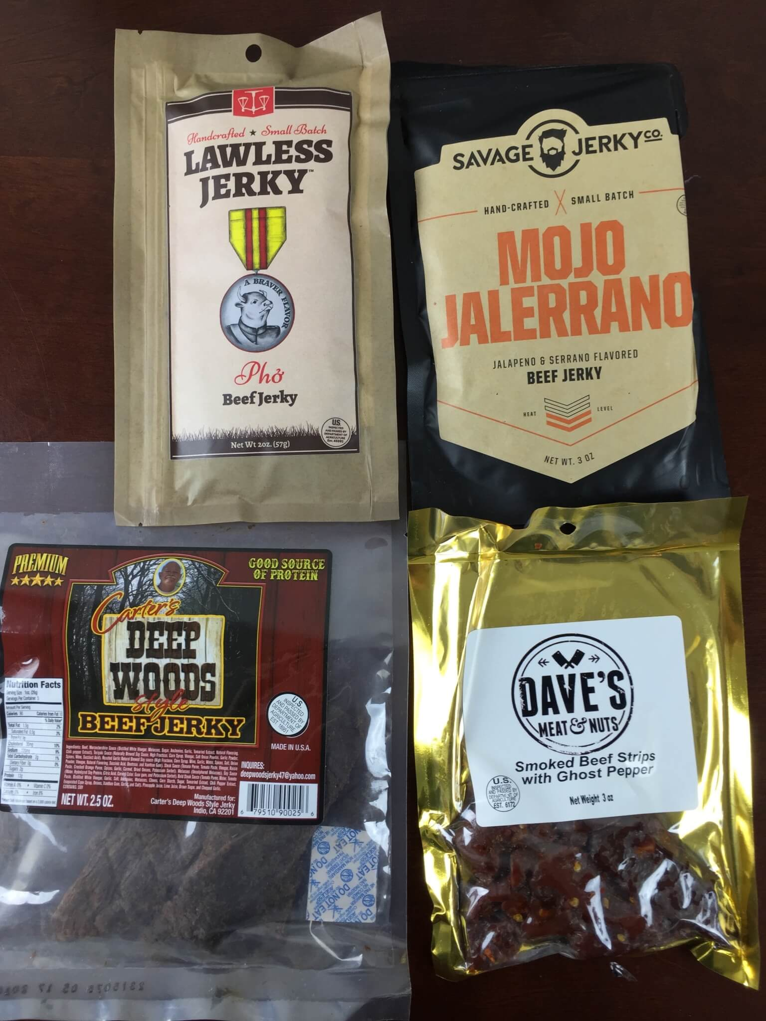 Bojerky Subscription Box Review  – May 2015