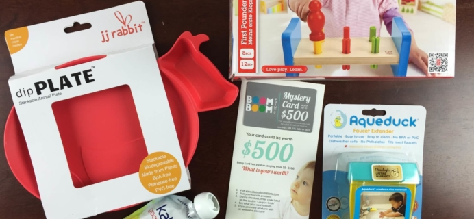 June 2015 Citrus Lane Review & Coupons – 18 month old