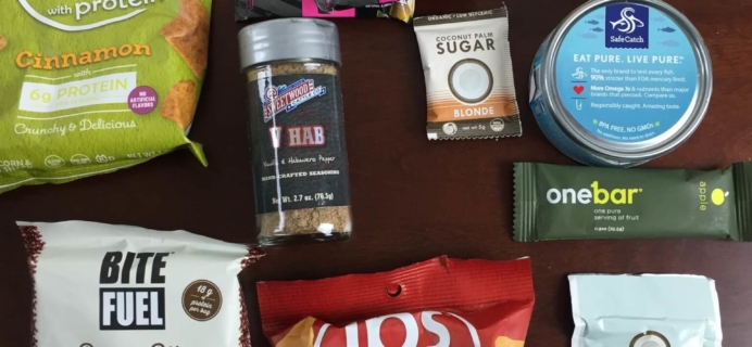 Fit Snack Subscription Box Review & Coupon – June 2015