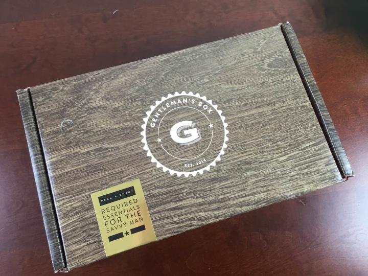 gentlemans box review