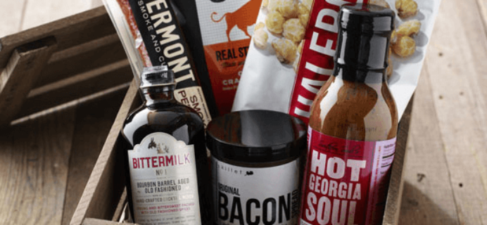 Mantry Father's Day Special Edition Box + Free Jerky Kit