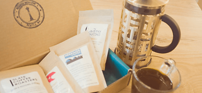 Bean Box Coffee Subscription Box Deal on RueLaLa!