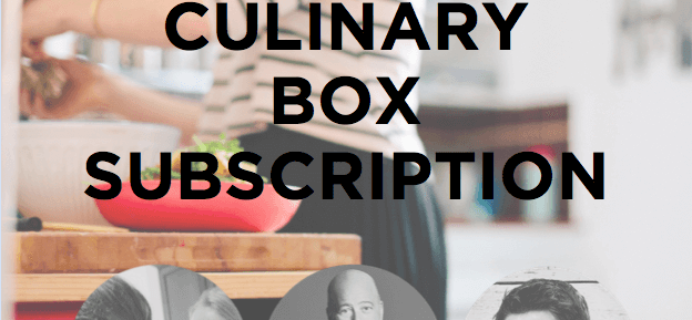 New Quarterly Culinary Subscription Box + Summer Quarterly Spoilers (including Wil Wheaton!)