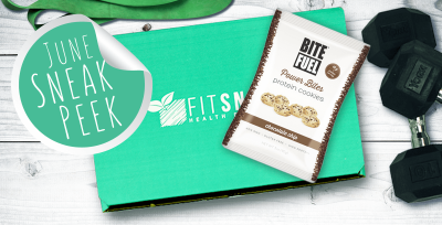 Fit Snack Subscription Box June 2015 Spoilers + Coupon