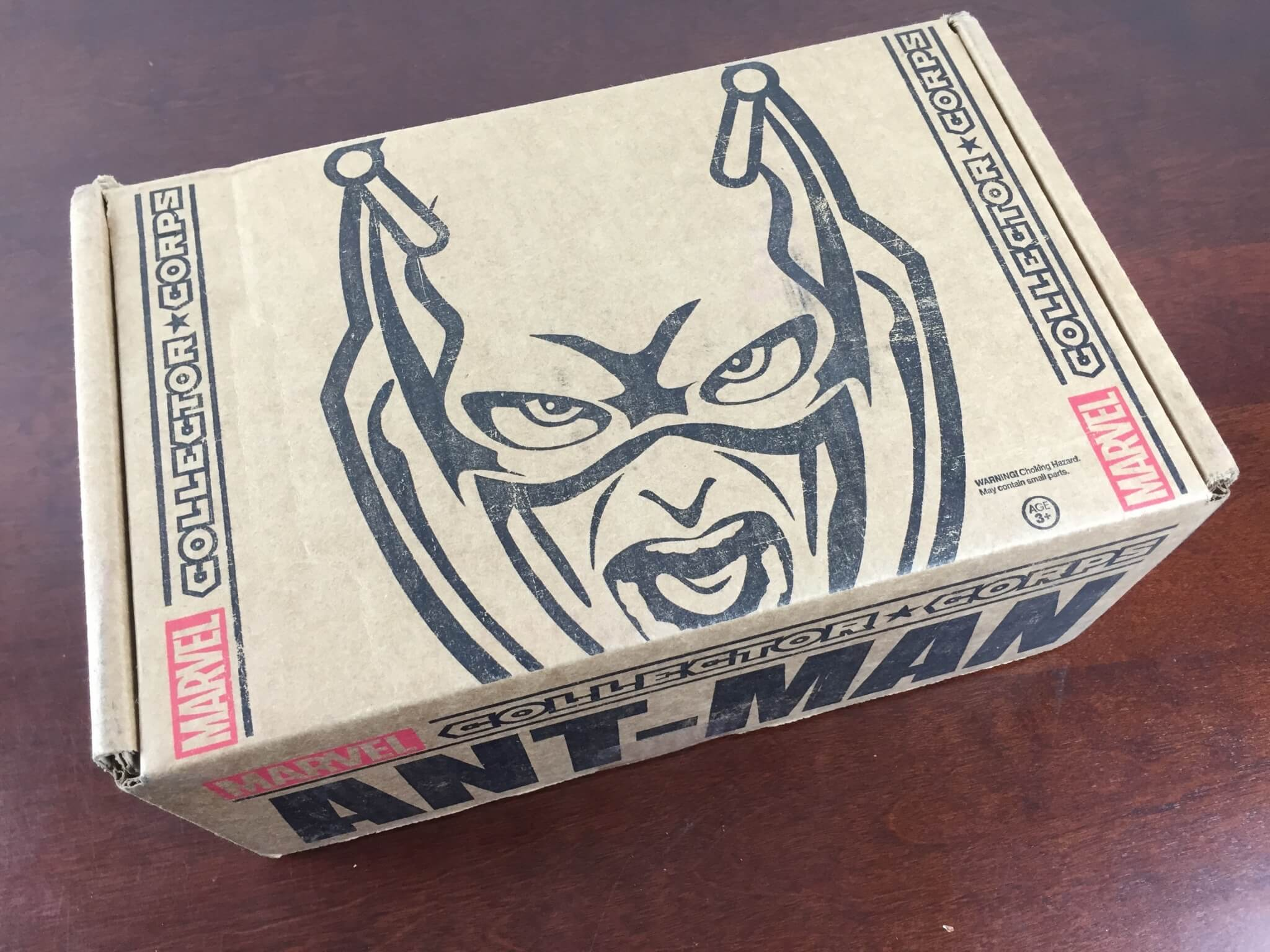 marvel collector corps june 2015 review box