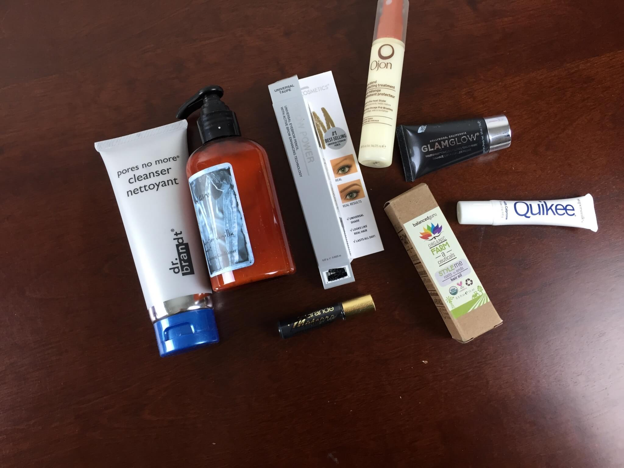 July 2015 New Beauty Test Tube Review + Coupon