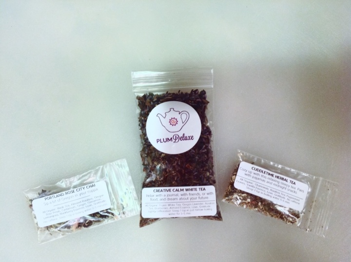 plum deluxe tea subscription box reiew