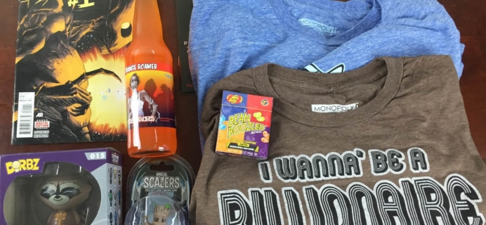 PowerUp Box Subscription Review + Coupon Code – June 2015