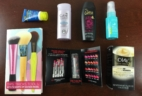 June 2015 Walmart Beauty Box Review