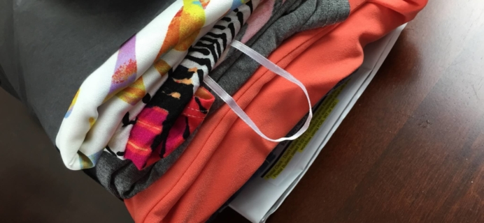 July 2015 Wantable Style Edit Review
