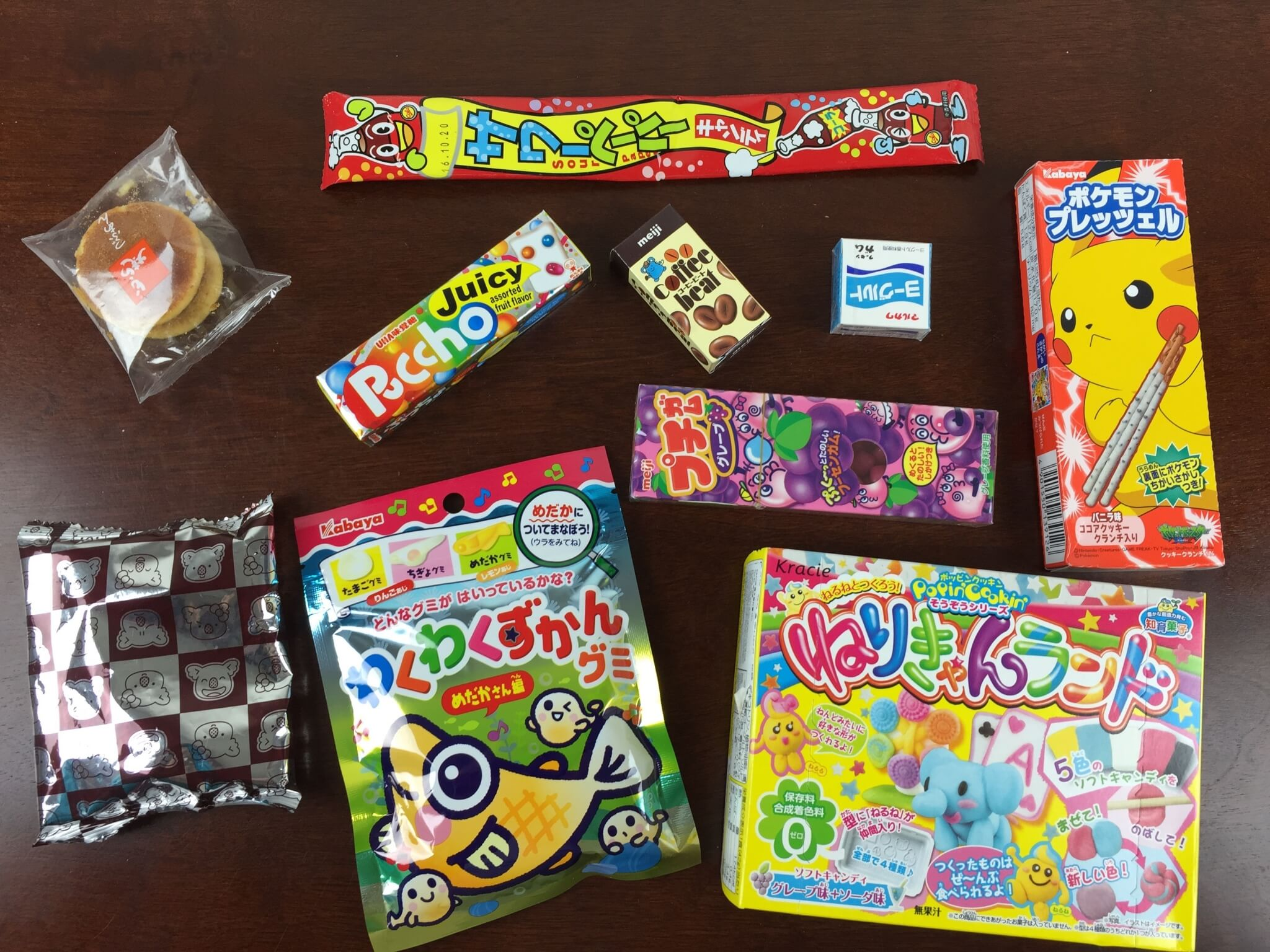 """Konpeito"" is a Japanese candy whose name is derived from ... 