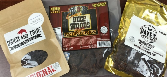 July 2015 Bojerky Subscription Box Review