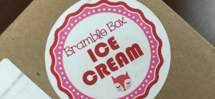 Bramble Box Review + Coupon Code – July 2015