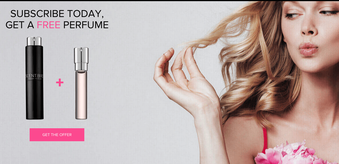 ScentBird Second Month Free Coupon!