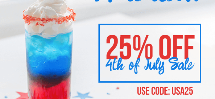 CurlKit Fourth of July Coupon – Save 25% + Bonus EBONY or Rebate!