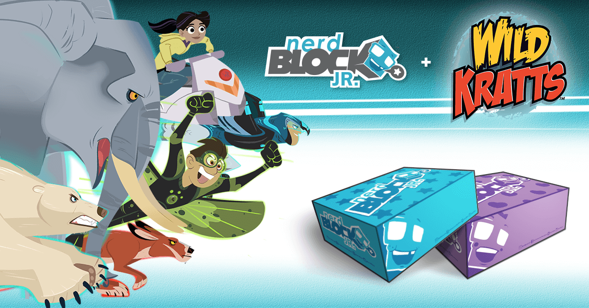 August 2015 Nerd Block Jr. Spoilers & Coupon