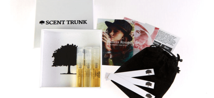 New Scent Trunk Coupon Code – 40% Off First Month!