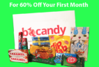 Bocandy International Candy Subscription Coupon Code – 60% Off First Month!