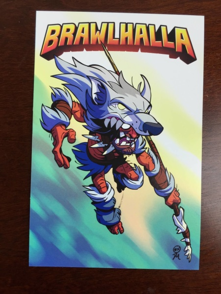 loot crate july 2015 brawlhalla