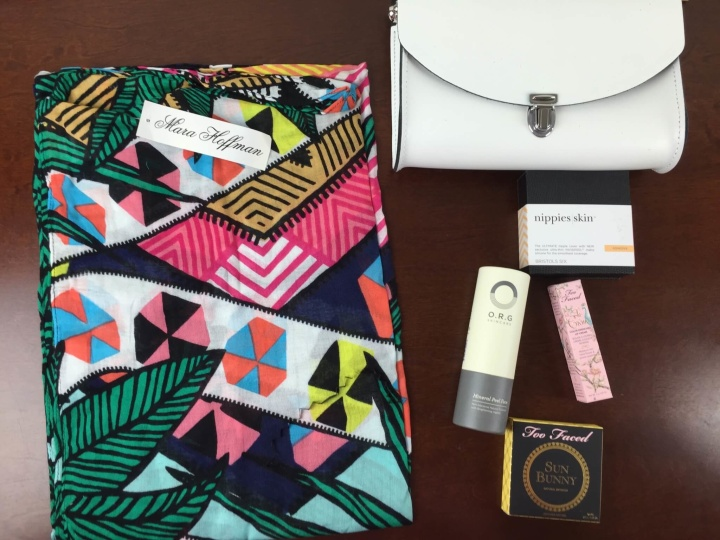 rachel zoe report box of style summer 2015 review