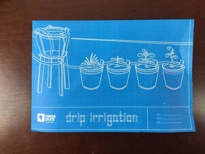 tinker crate june 2015 drip irrigation
