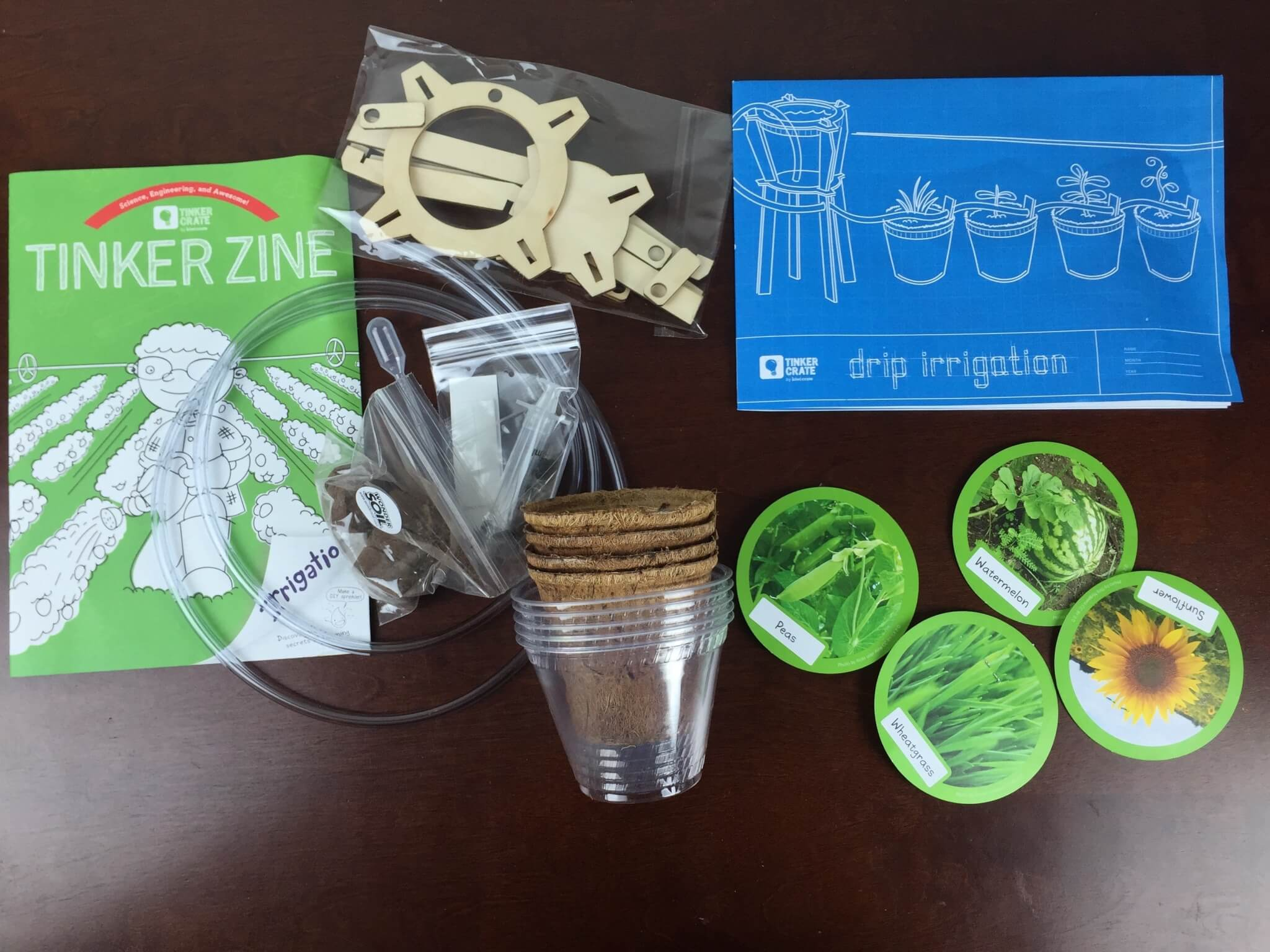 Tinker Crate Subscription Box Review Amp Coupon Drip