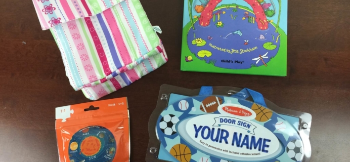 Bluum Subscription Box Review – August 2015 – 4.5 Year Old Boy
