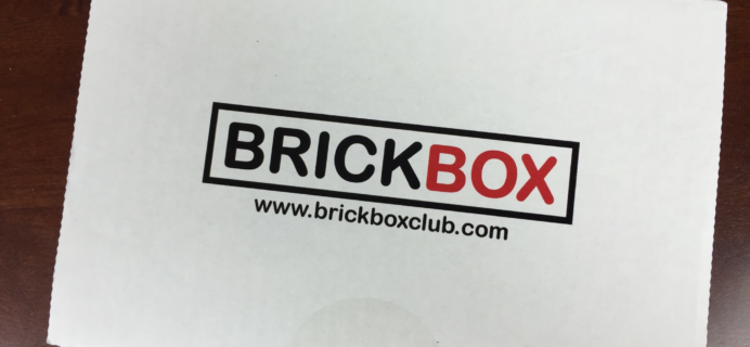 BrickBox Subscription Box Giveaway!
