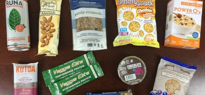 Fit Snack Subscription Box Review & Coupon – August 2015