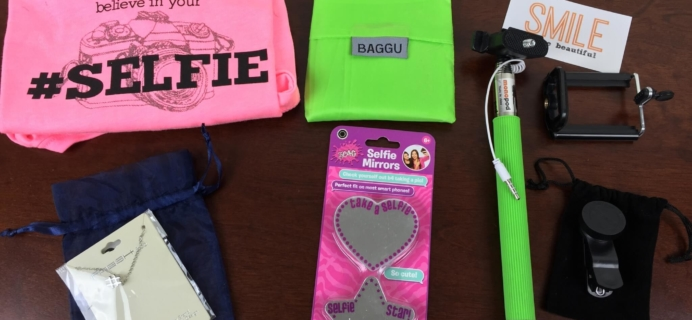 iBbeautiful Tween Subscription Box Review – August 2015
