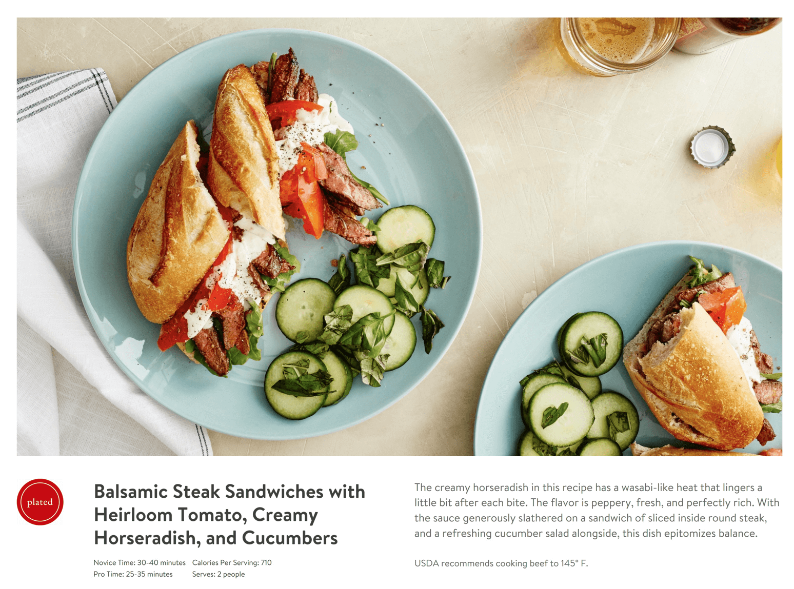 Plated meal subscription box review coupon august 8 2015 plated sends weekly dinner kits with high quality ingredients and chef created recipes each week youll choose from a variety of dishes that range from forumfinder Images