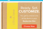 Citrus Lane October 2015 Spoilers & Coupons – Time to Customize!
