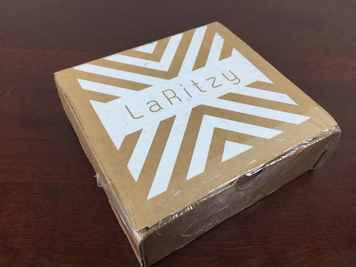 laritzy august 2015 box