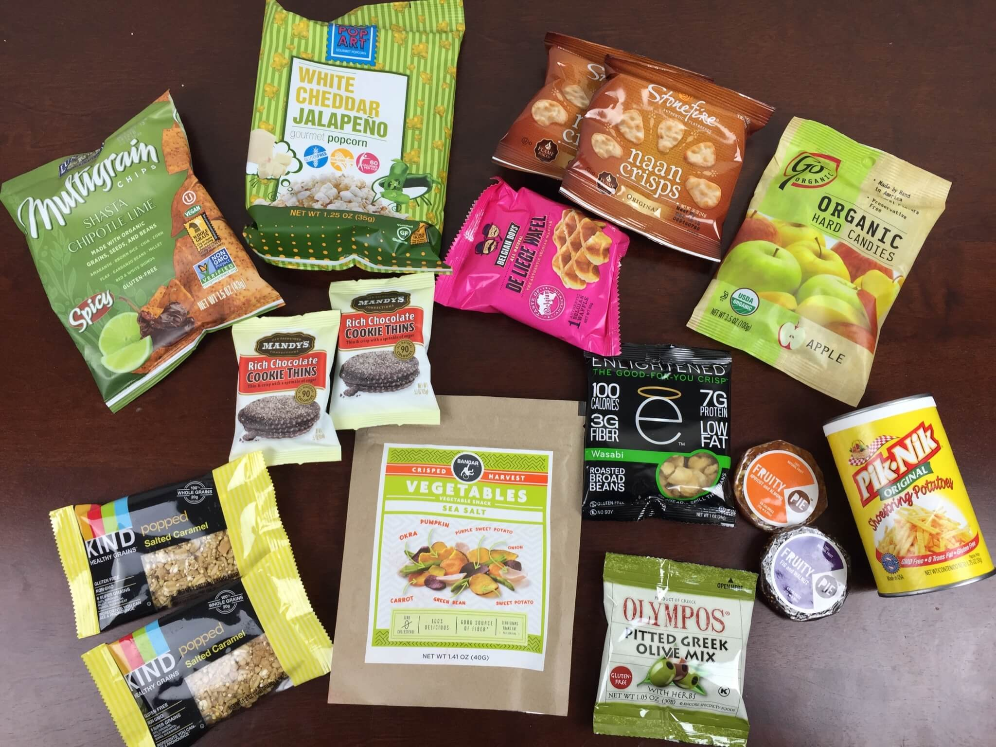 Love With Food August 2015 Deluxe Box Review + Coupon