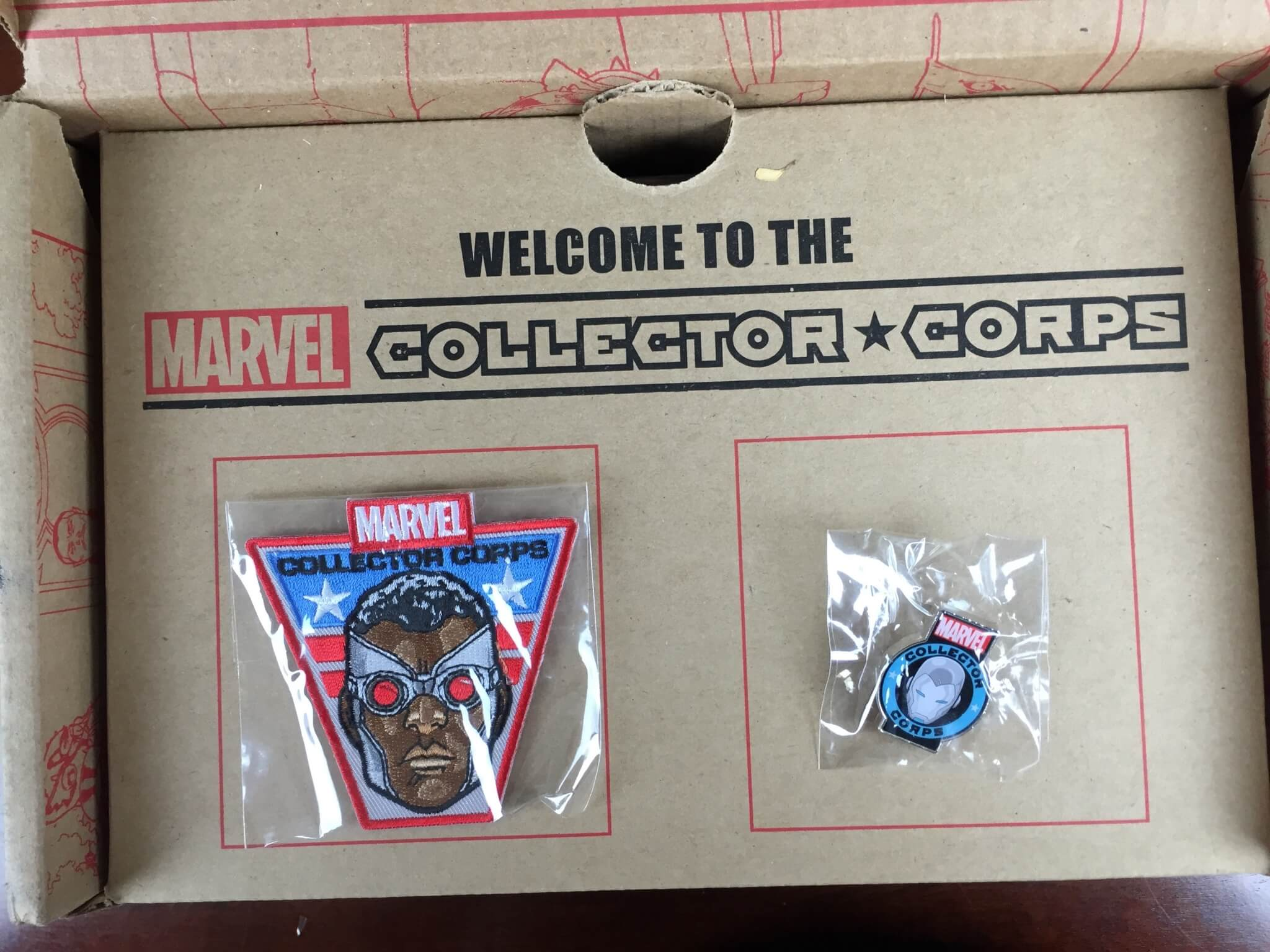 marvel collector corps secret wars august 2015 IMG_7762