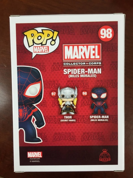 marvel collector corps secret wars august 2015 IMG_7766