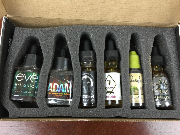 zamplebox august 2015 juice review