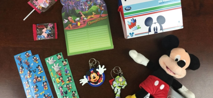 Be Our Guest Box Disney-Themed Subscription Box Review – August 2015